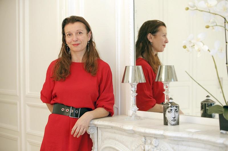 Anne-Catherine Péchinot directeur général de Gîtes de France. C. Nicolas Tavernier, ag. REA.