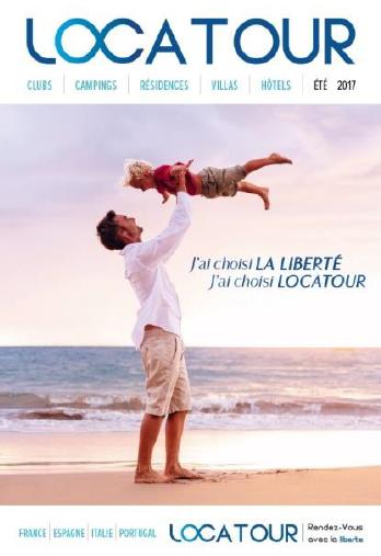 La nouvelle brochure Locatour - DR