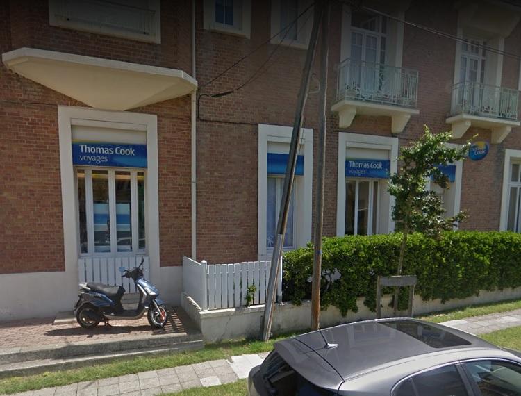 Le Fonds de commerce de l'agence Gonet Voyages a été repris par Cap 5 - Capture écran Google Street View
