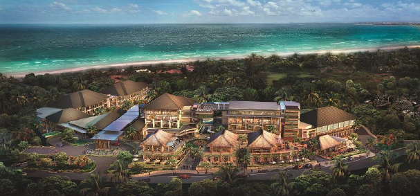 Le Mövenpick Resort & Spa Jimbaran Bali est le premier établissement du groupe en Indonésie - Photo : Mövenpick Hotels & Resorts