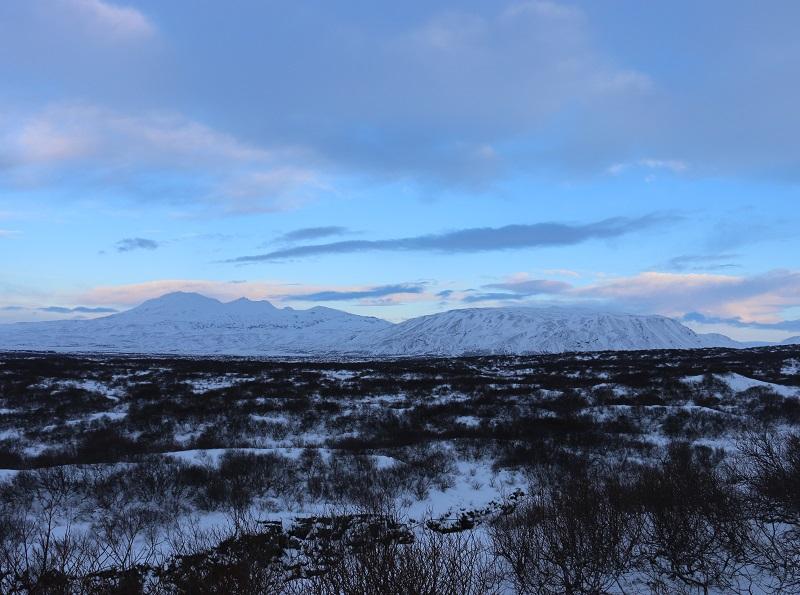L'Islande, suivie par quelques tour-opérateurs français, cherche à se vendre entre décembre et mars, alors que la majorité des touristes s'y rend l'été - DR : J.-F.R.