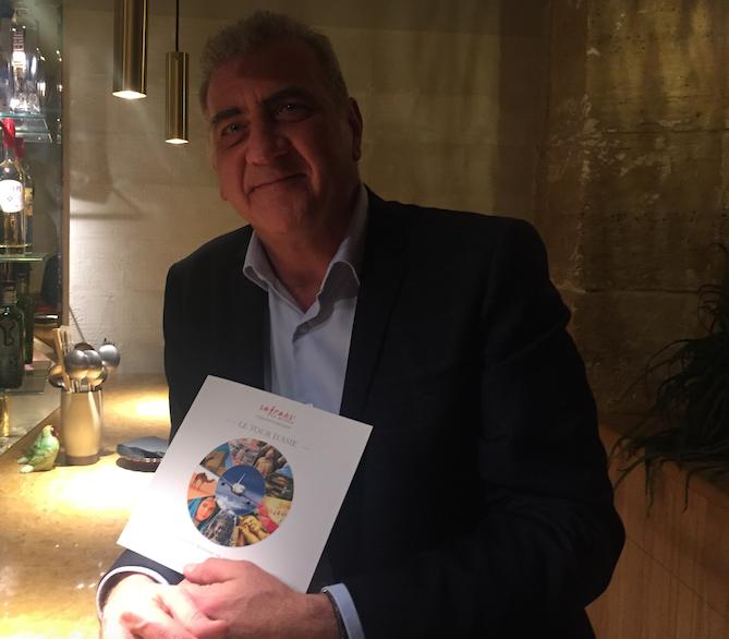 Guy Bigiaoui, président de Safrans du monde © PG Tourmag