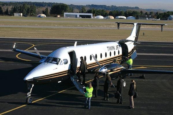 Photo : Twin Jet