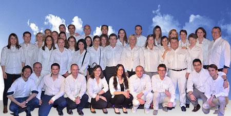 L'équipe de SYLTOURS - DR