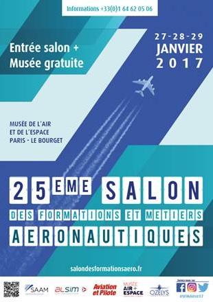 Salon : les métiers de l'aéronautique à l'honneur au Musée de l'Air et de l'Espace du Bourget
