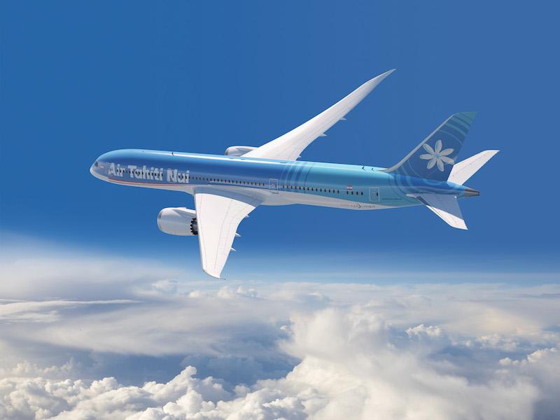 Air Tahiti Nui aura renouvelé sa flotte d'ici 2018. DR Air Tahiti Nui