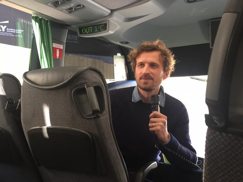 Yvan Lefranc-Morin, nouveau directeur général de Flixbus France © PG Tourmag