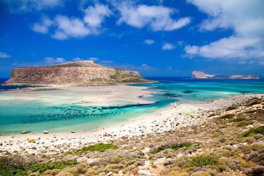 La Crète, une destination vedette pour Héliades - DR : Héliades