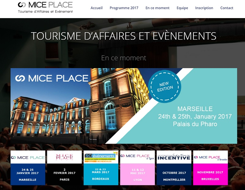 Marseille : le MICE Place Méditerranée sort de son cadre