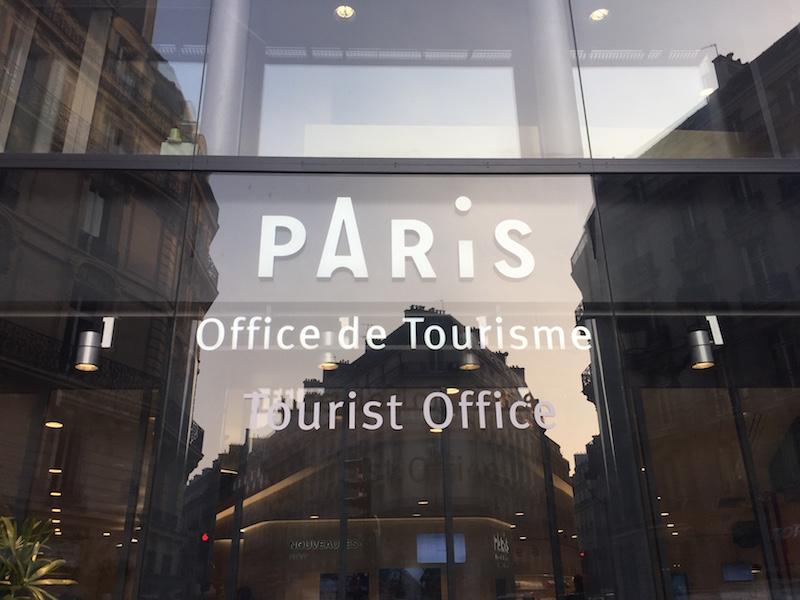 L'office de tourisme de Paris, siège de l'ATD © PG Tourmag