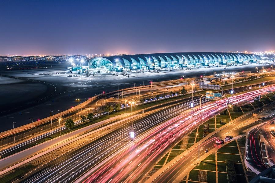 L'aéroport international de Dubaï est la pateforme la plus fréquentée au monde depuis 2014 - Photo : Dubai Airports