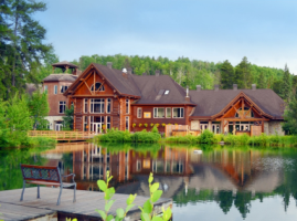 L'Auberge du Lac Taureau est la première adresse de SEH au Canada - Photo : SEH United Hoteliers