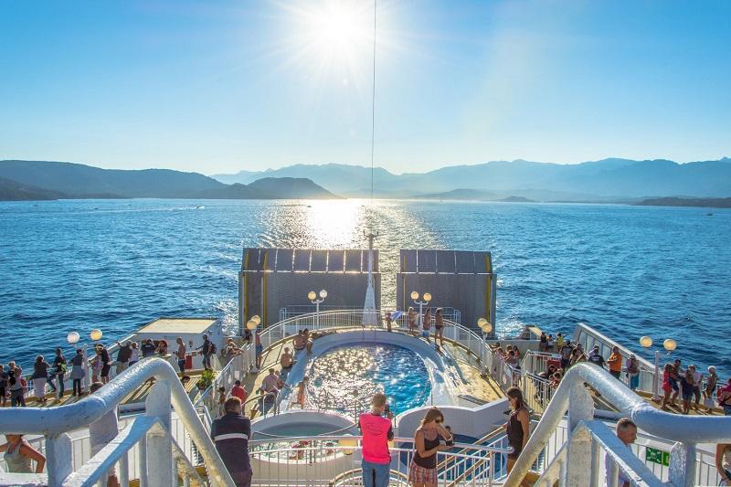 Corsica Linea, une passerelle entre le continent, l'île de beauté et le Maghreb