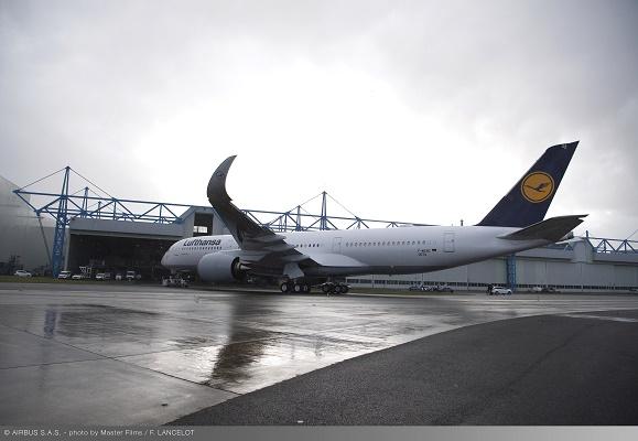 Le plan d'action Corsia, futur mécanisme mondial de compensation des émissions de CO2 par l'aviation civile, devrait, à terme, compenser 93% des émissions de CO2 du transport aérien mondial à horizon 2035 - DR : Airbus