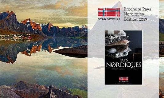 La brochure Scanditours - DR