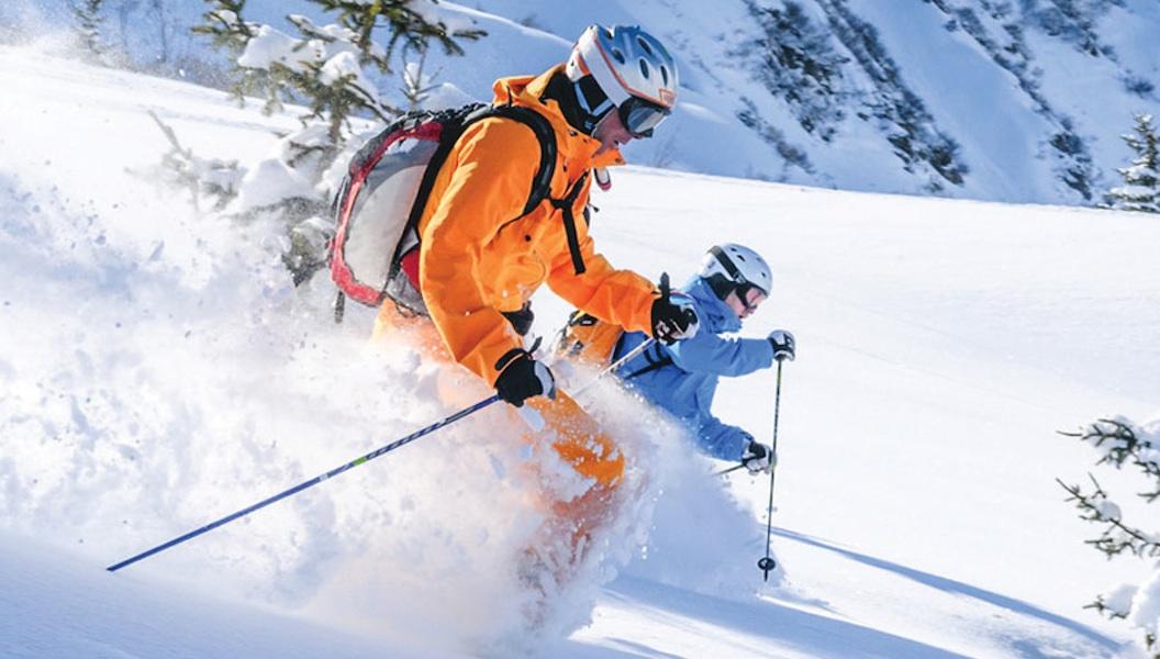 Des séjours au ski dans la station de Flaine avec Cap'Vacances et l'UCPA - DR Cap' Vacances
