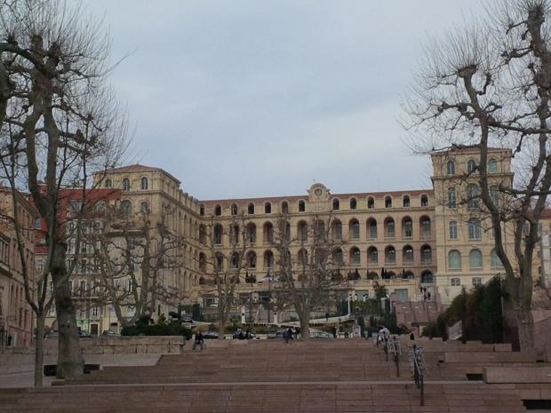 Hôtel InterContinental Marseille - DR : Aurelie Resch