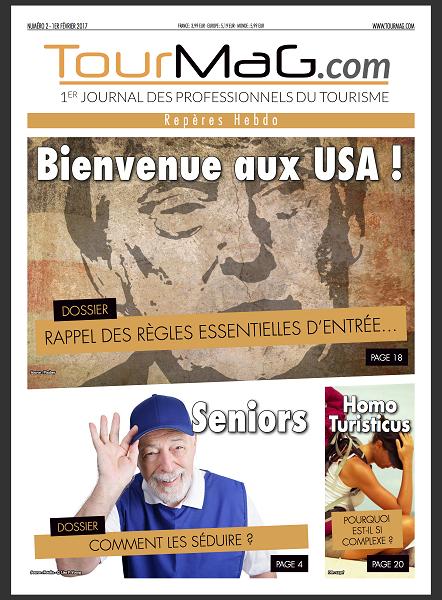 Cliquez sur la couverture du 2e numéro de Repères Hebdo pour vous abonner - DR : TourMaG.com
