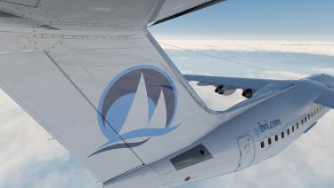 BVI Airways s'apprête à voler entre les Îles Vierges Britanniques et les Etats-Unis - Photo : BVI Airways