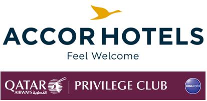 Programmes de fidélité : AccorHotels et Qatar Airways deviennent partenaires