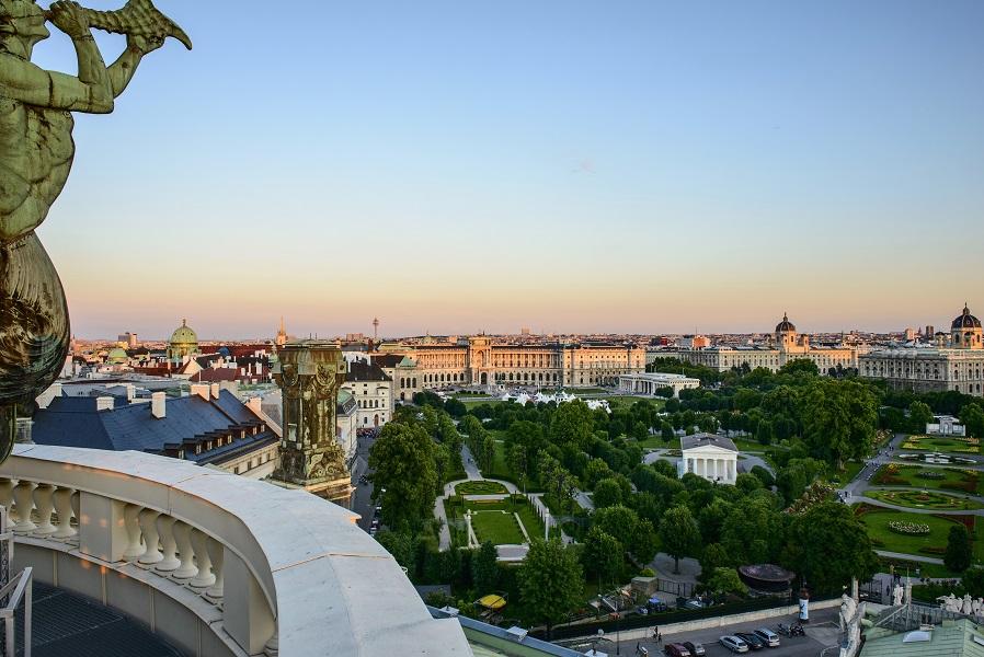 Autriche nouveau record de fr quentation touristique - Office de tourisme de vienne autriche ...