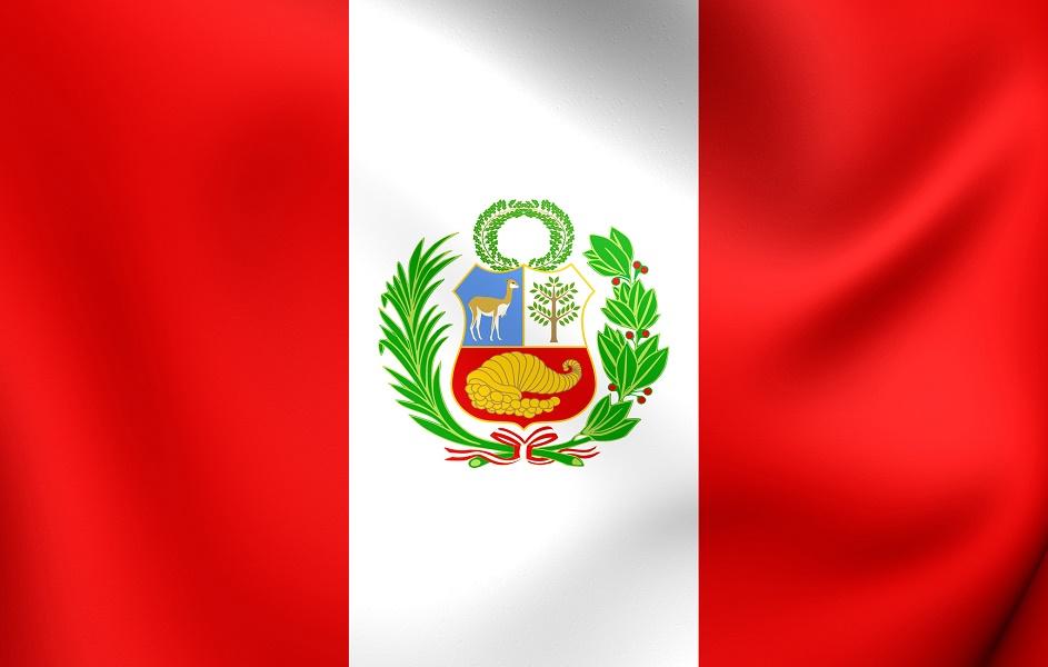 Drapeau du Pérou - DR : YuI-Fotolia.com