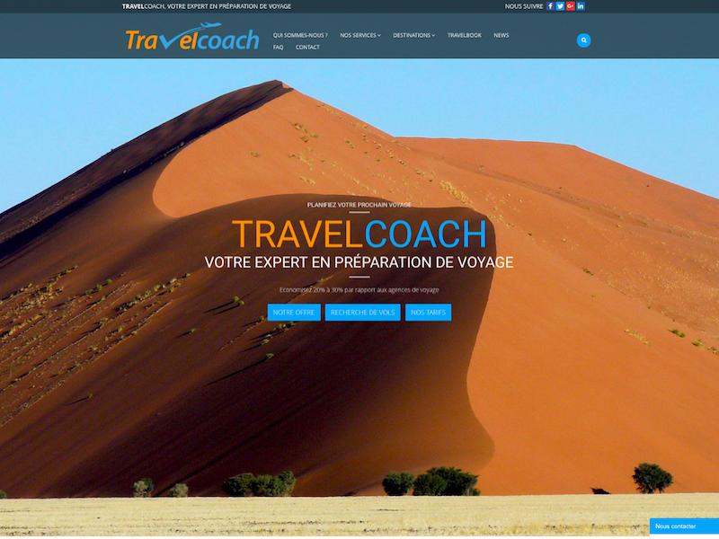 Travelcoach va bientôt lancer une offre BtoB (c) Travelcoach.fr