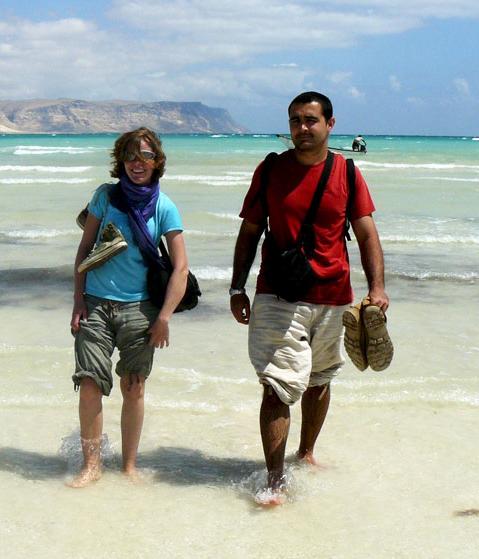 Paul-Antoine Martin et Antoinette Jeanson sont des globe-trotters DR