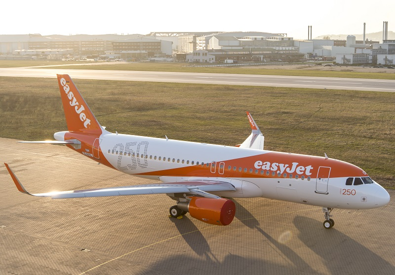 L'aéroport de Lesquin, avec pas loin de 2 millions de passagers, est bien dans la philosophie de la low cost, dont l'ambition est d'être présente sur les aéroports principaux - DR : easyjet