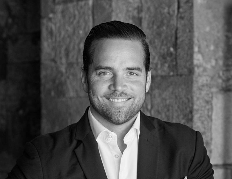 Grégory Coquet nommé au poste de Directeur Général du Royal Palm Beachcomber Luxury de l'île Maurice - Photo DR