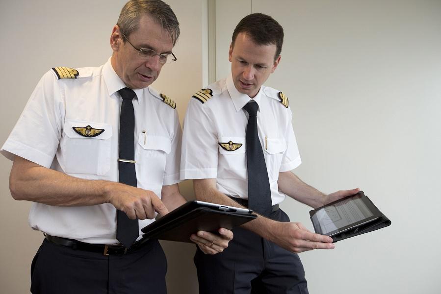 Les pilotes d'Air France ont reçu une lettre de la part de leur directeur général - Photo : Air France