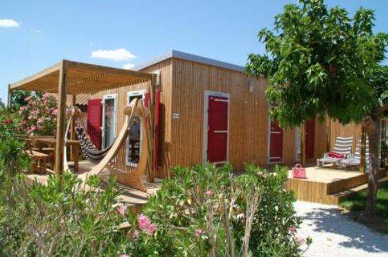Sunêlia va continuer à développer des espaces premium dans ses campings - Photo : Sunêlia