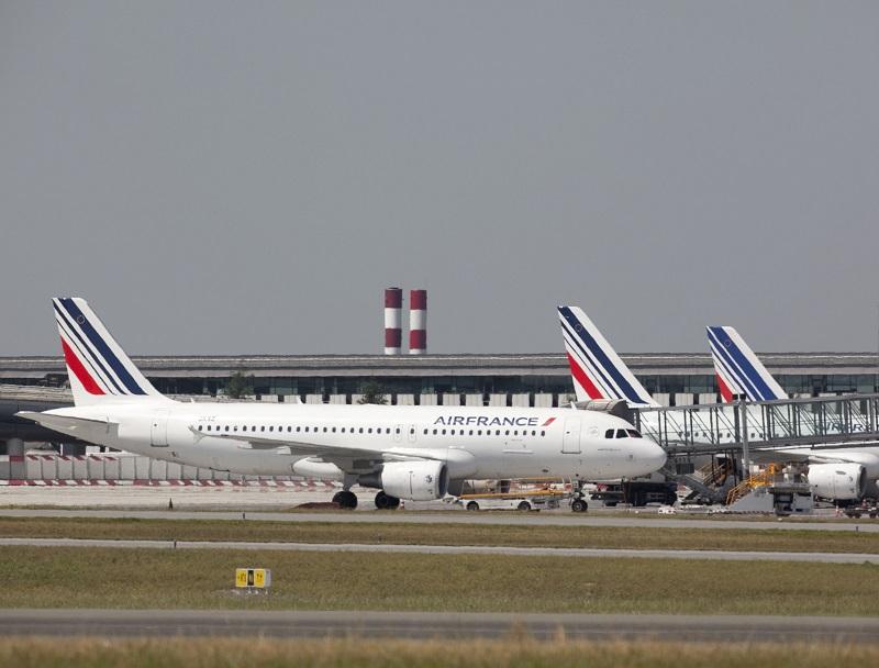 Un A320 de la compagnie Air France sur l'aéroport de Paris CDG - Photo Claire-Lise Havet Air France