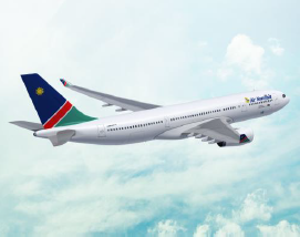 Un appareil de la compagnie Air Namibia - Photo Air Namibia