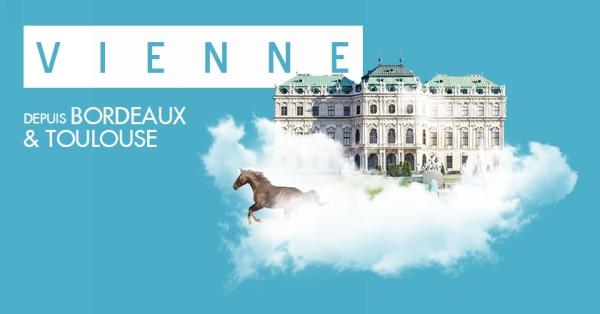 ASL Airlines lance des vols vers Vienne au départ de Toulouse et Bordeaux pour l'été 2017 - DR : ASL Airlines