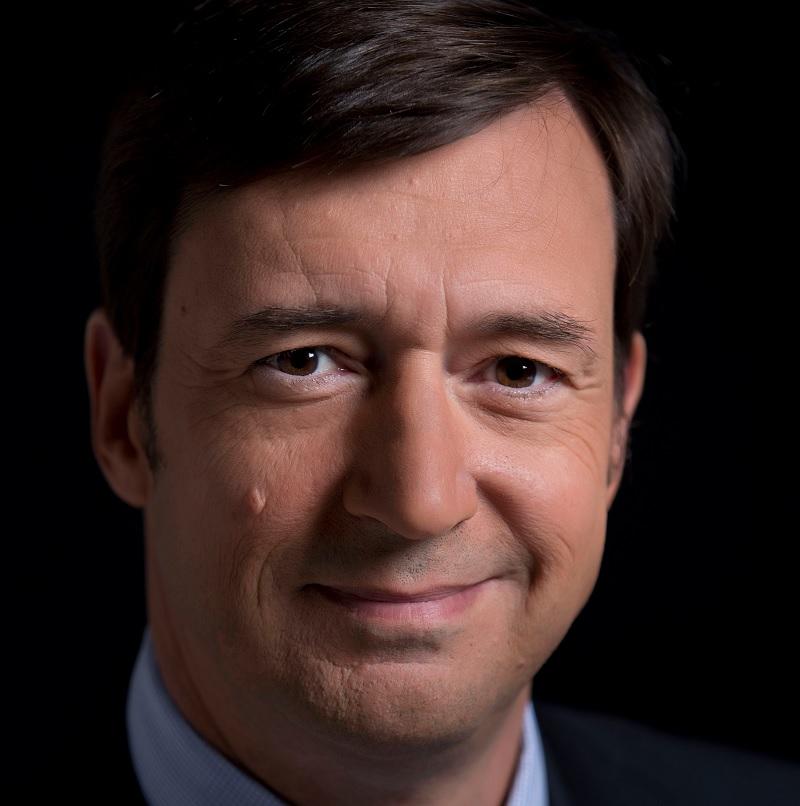 F. Terner directeur général d'Air France - Photo Air France Philippe Delafosse