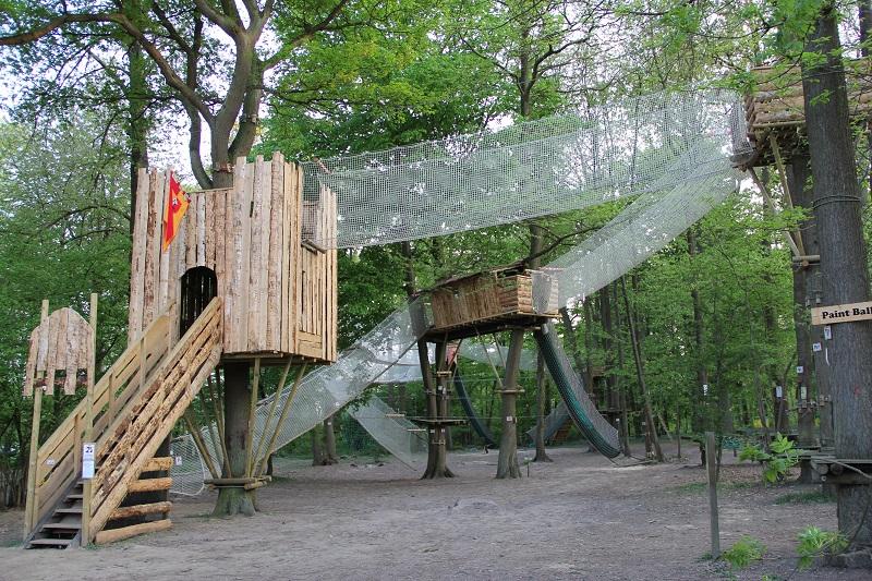 Village Robin - DR : Sherwood parc