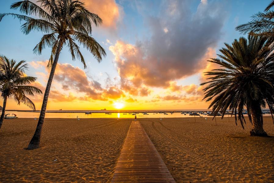 Le marché français ralentit mais poursuit sa progression à Tenerife en 2016 - Photo : rh2010-Fotolia.com