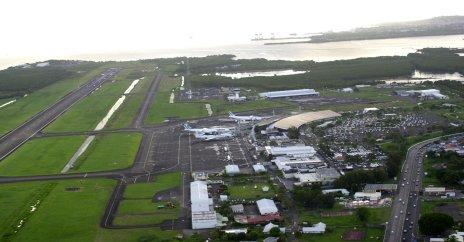 Pour l'aéroport international Martinique Aimé Césaire, 2016 marque un nouveau record historique de trafic - Photo : Aéroport Martinique Aimé Césaire