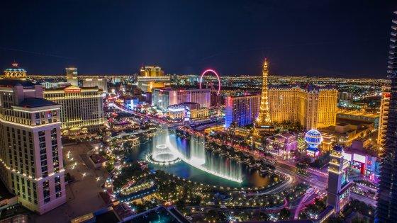 C'est à Las Vegas que s'ouvre la 10e édition de Routes America - Photo : Routes Online
