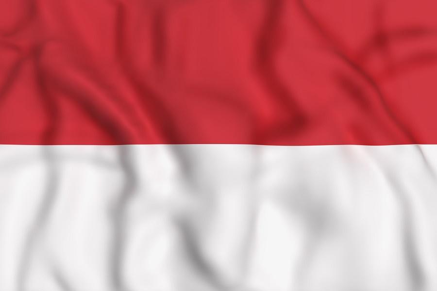 Le drapeau de la République d'Indonésie - DR : erllre - Fotolia.com