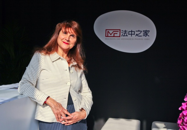 Patricia Tartour, Fondatrice des Maisons du voyage - hoto Maisons du Voyage