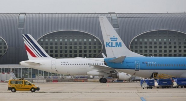 Le résultat de KLM est en nette progression alors que celui d'Air France recule en 2016 - Photo : Air France-KLM