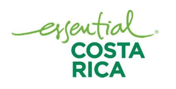 Costa Rica : près de 3 millions de touristes étrangers (+10 %) en 2016