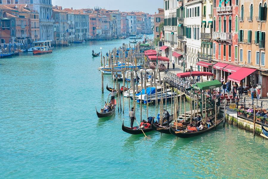 Le tourisme de masse fait exploser les prix des loyers à Venise - Photo : cristianbalate-Fotolia.com