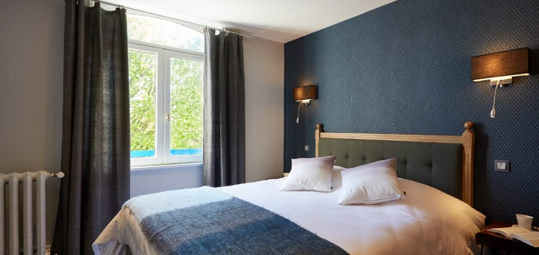 L'Inter-Hôtel La Colonne de Bronze compte 15 chambres - Photo : Inter-Hôtel