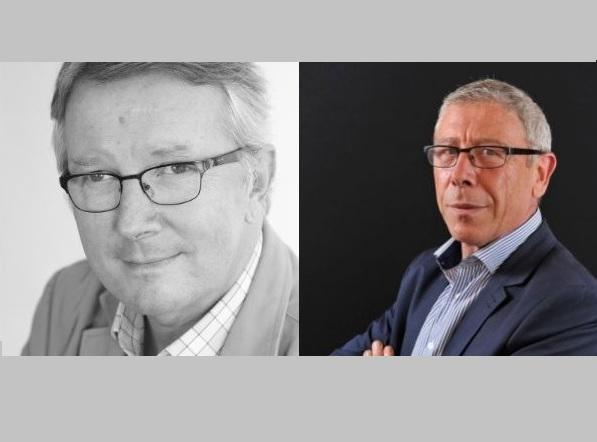 Christian Brousse, directeur administratif et financier et Philippe Béchon DG de Transat France- DR