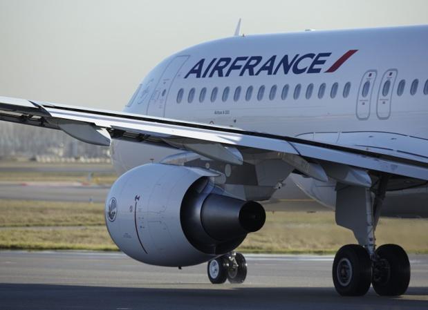 Air France indique que les comptes sociaux pour l'année 2016 s'élève à 4 M€ à comparer aux 3,4 M€ en 2015, soit une hausse de 17,6% DR : Christophe Leroux, Air France