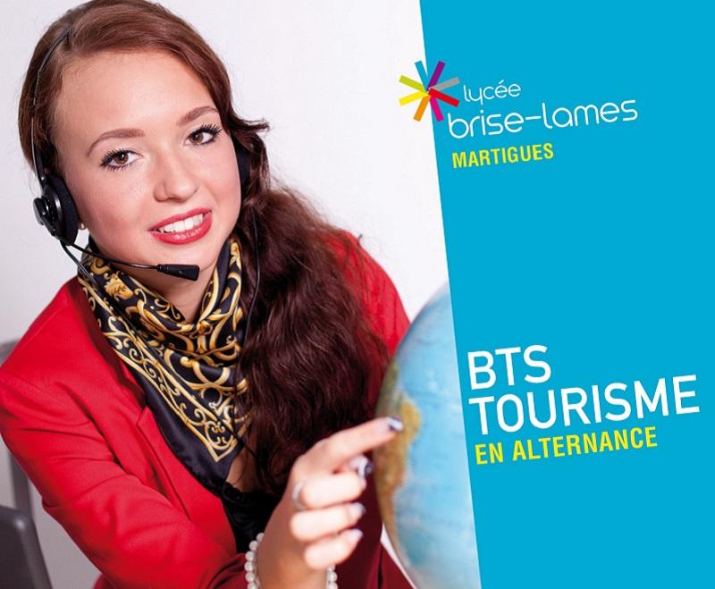 Le lycée Brise-Lames accueillera le BTS Tourisme dans son établissement en septembre 2017 - @Brise-Lames