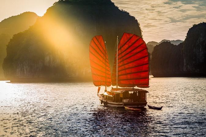 La fréquentation touristique du Vietnam s'inscrit en hausse depuis début 2017 - Photo : sabino.parente - Fotolia.com